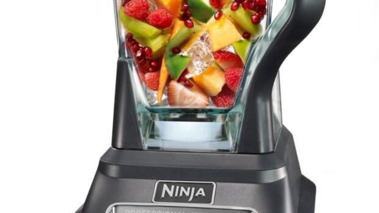 Ninja Mega Kitchen System 72 Oz. BL770 Review [Intelligent ...