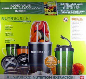 nutribullet nutrition extractor