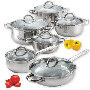 cook n home stainless steel cookware