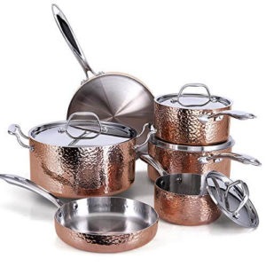 Fleischer & Wolf Seville Series Cookware Set