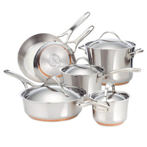 anolon stainless cookware
