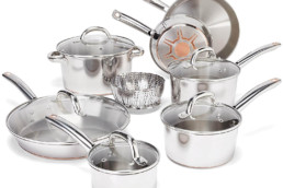 t-fal stainless cookware