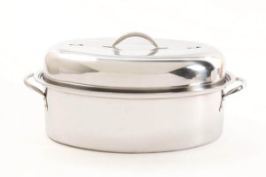 Gibson Home Top Roast 16-Inch Oval Roaster