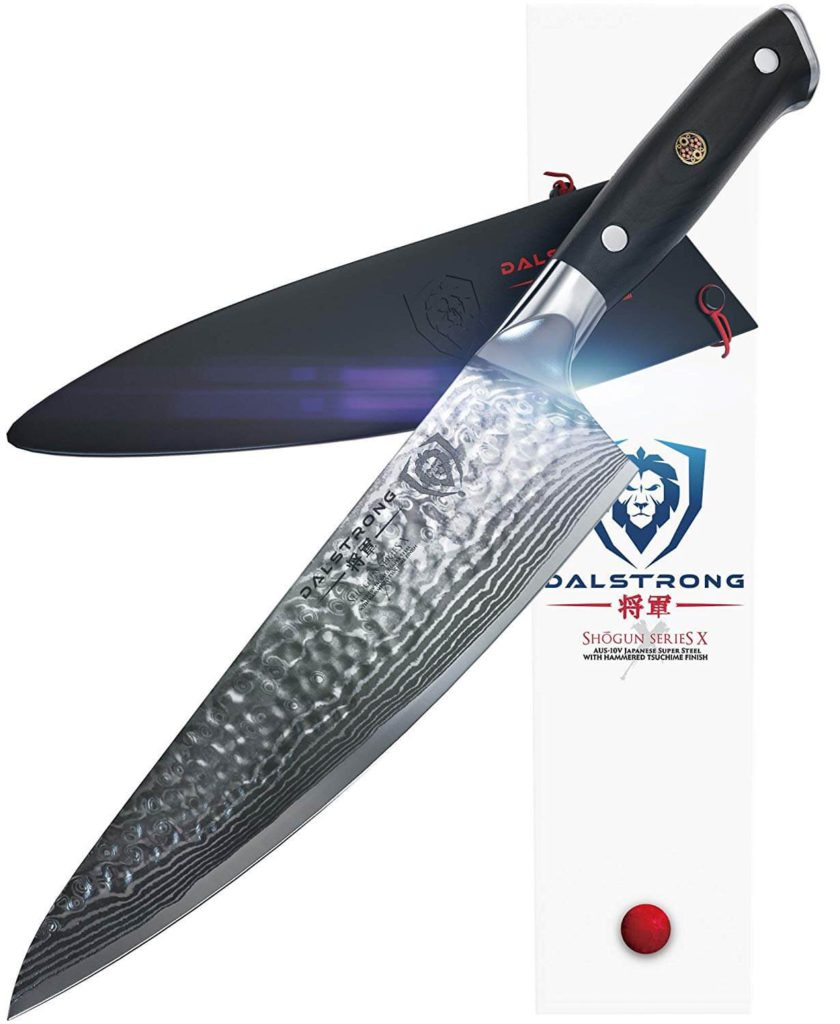 DALSTRONG Chef Knife - Shogun Series X Gyuto - Japanese AUS-10V