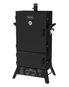 Dyna-Glo DGW1904BDP-D 43- Wide Body LP Gas Smoker