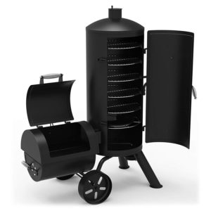 Dyna-Glo Offset Charcoal Smoker & Grill