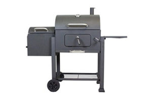 Landmann 560202 Vista Barbecue Grill with Offset Smoker Box