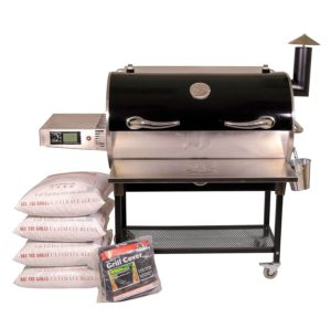 REC TEC Grills Bull - RT-700 - Bundle