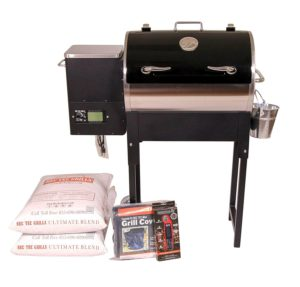 REC TEC Grills Trailblazer - RT-340 - Bundle - WiFi Enab