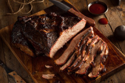 how to cook a brisket in the oven