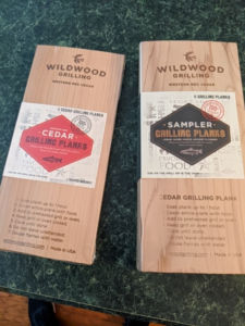 wildwood cedar grilling planks