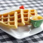 waffle recipe without milk