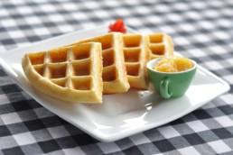 waffle recipe without milk
