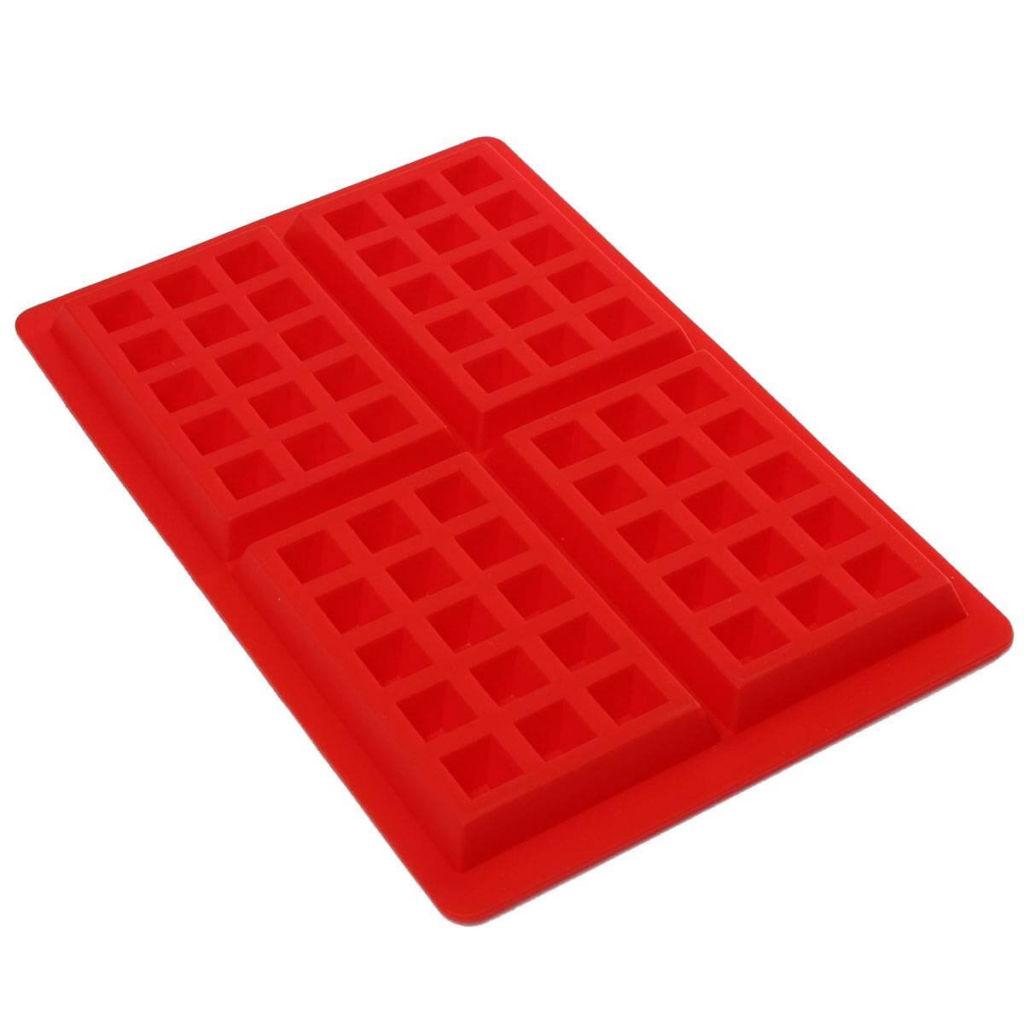 Cavity Waffle Silicone Mold
