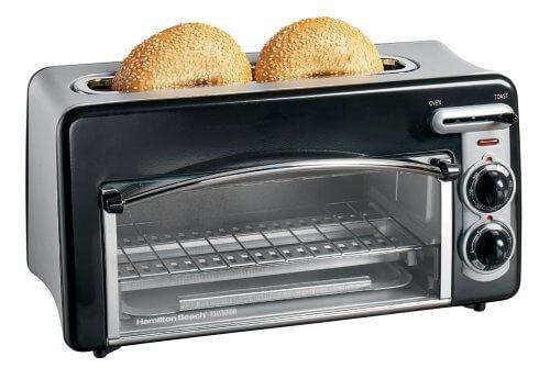 Hamilton Beach Toastation 2-Slice Toaster and Countertop