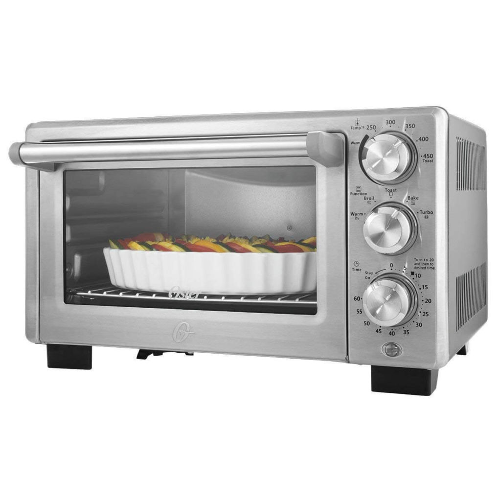 Oster Convection Countertop Toaster Oven Stainless Steel