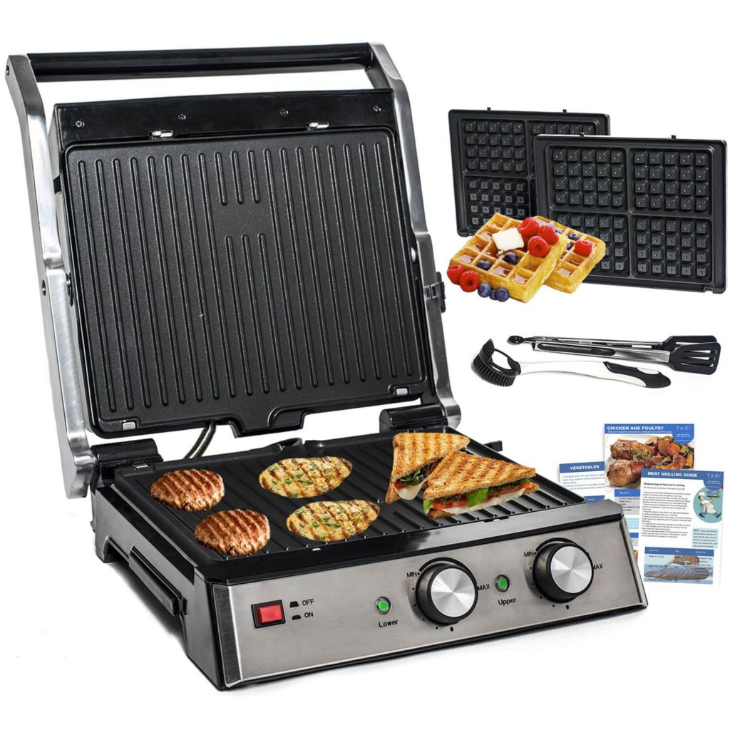 Yedi Total Package 6-in-1 Grill