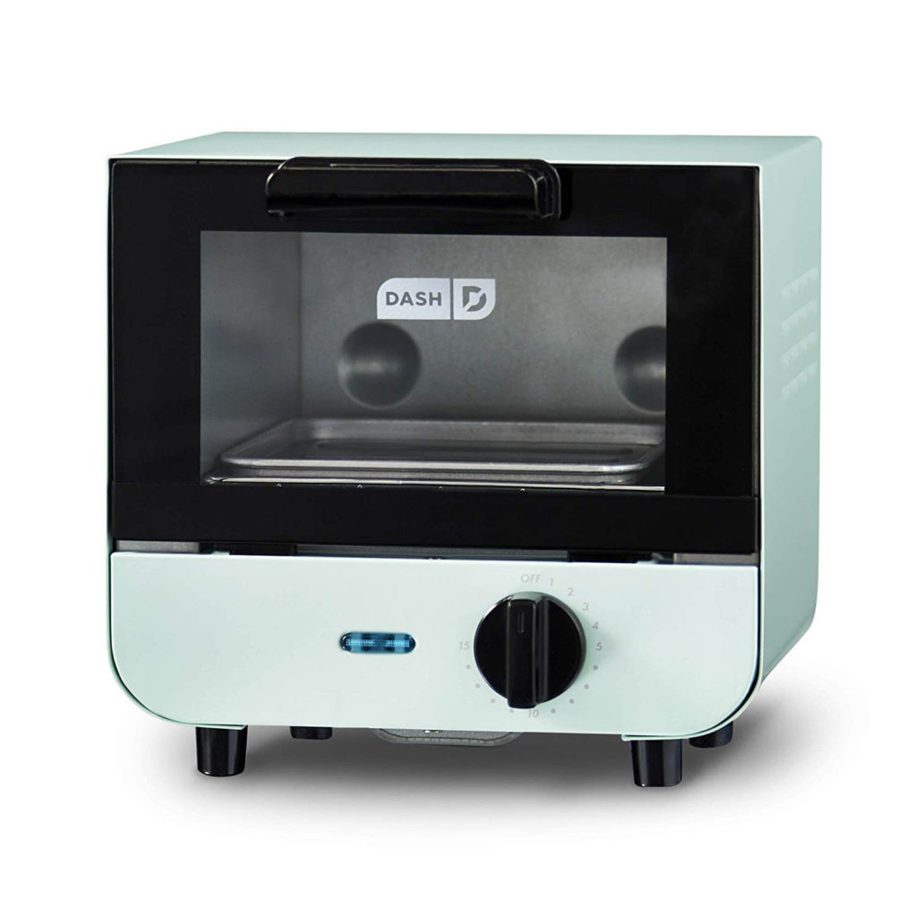 DASH DMTO100GBAQ04 Mini Toaster Oven Cooker