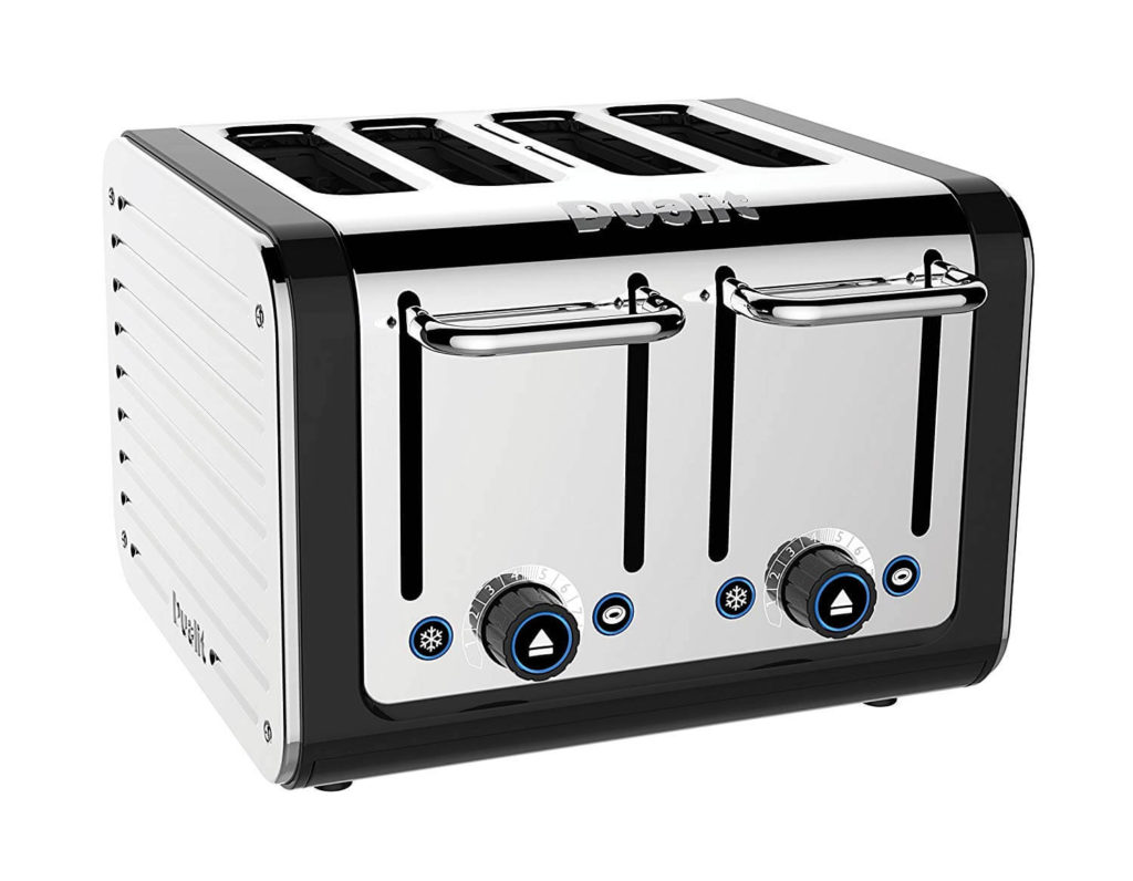 Dualit 46555 4-Slice Design Series Toaster