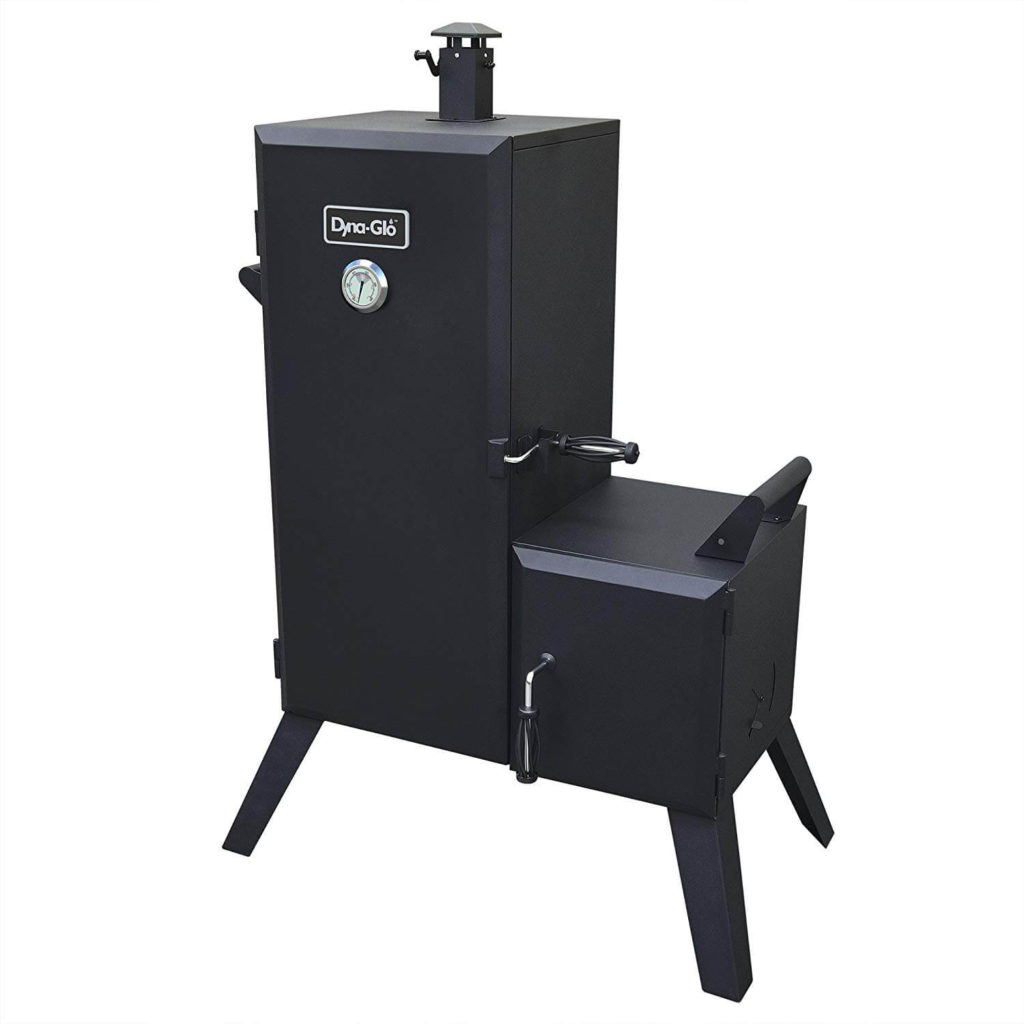 Dyna-Glo DGO1176BDC-D Charcoal Offset Smokers