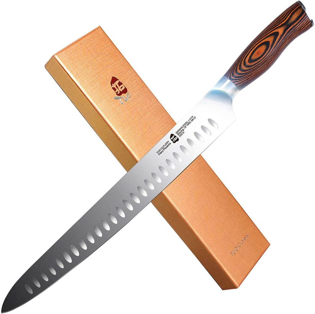 TUO Cutlery Slicing Carving Knife
