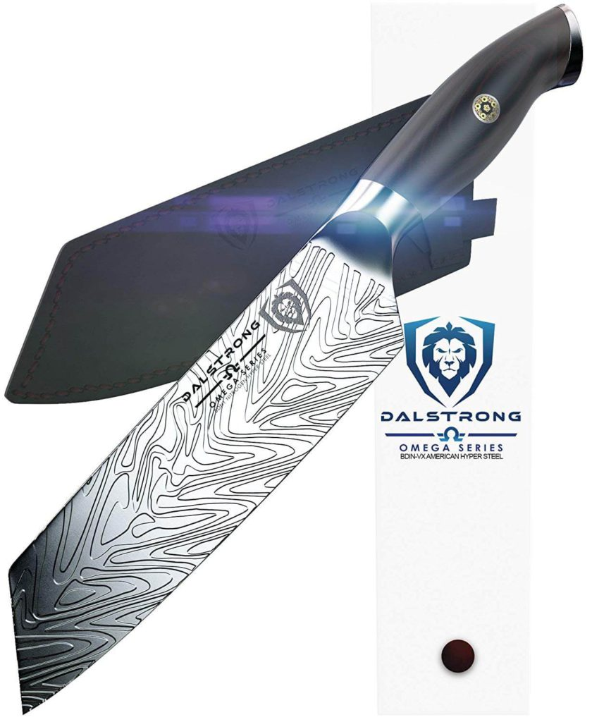 Dalstrong Inc Omega Series BD1NV Hyper Steel