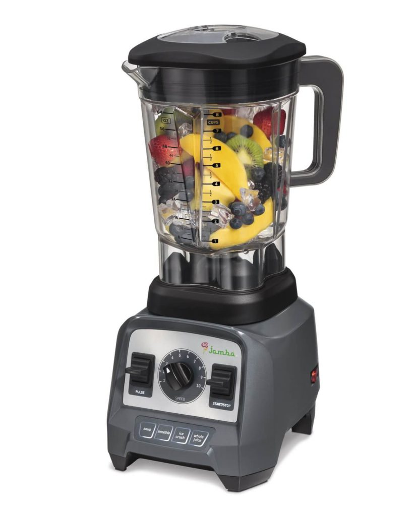 Jamba Appliances 2.4 hp Blender with 64 oz Jar