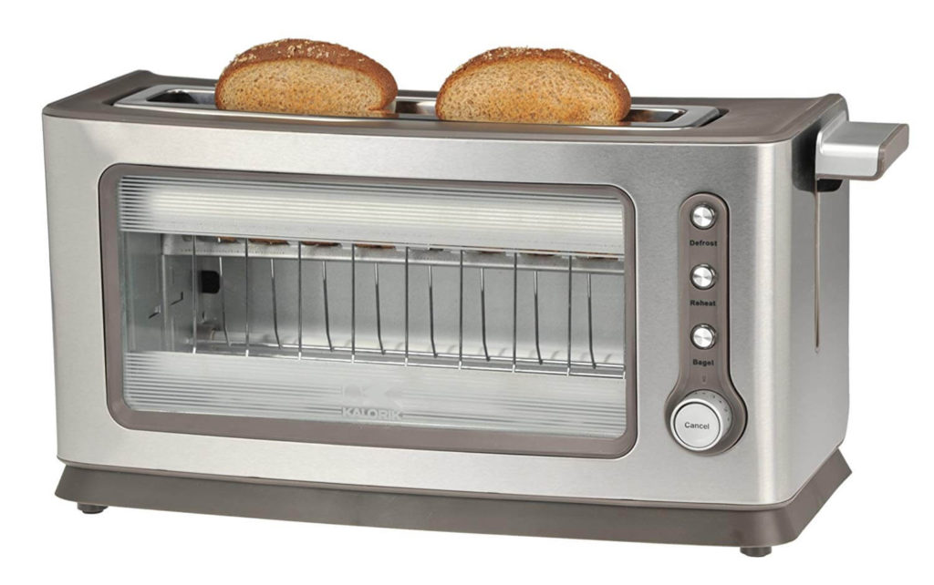 Kalorik Glass Toaster
