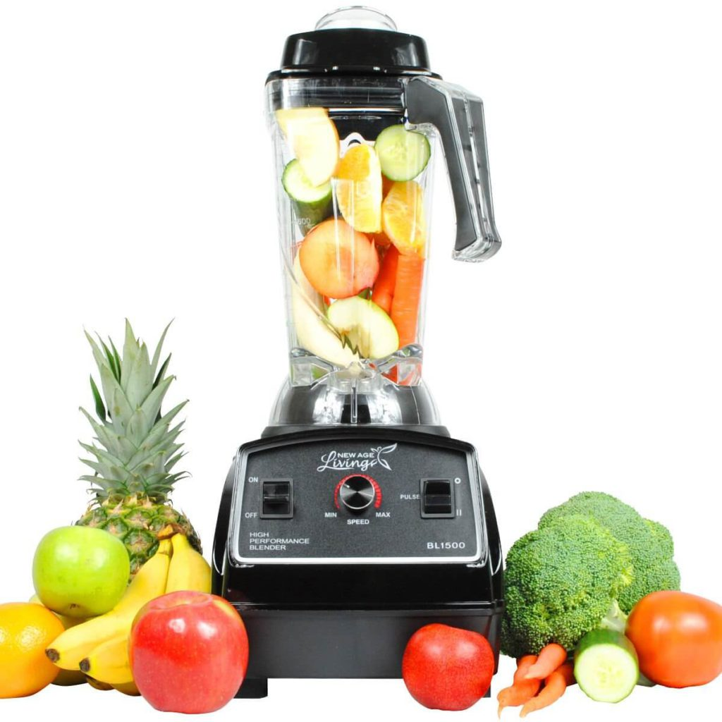 New Age Living BL1500 3 HP Commercial Smoothie Blender