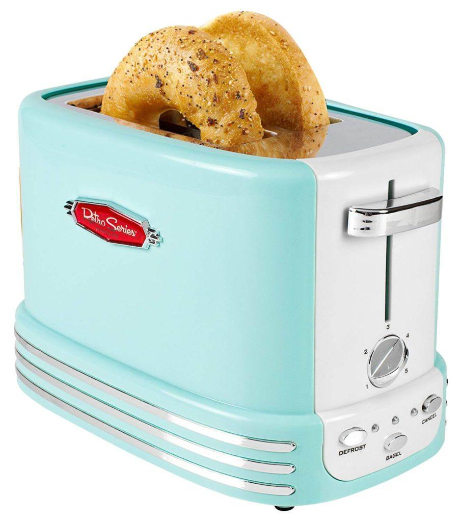 Nostalgia RTOS200AQ Bagel Toaster