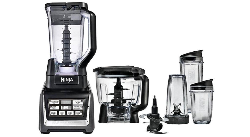 Nutri Ninja Blender Food Processor with Auto-iQ 1200