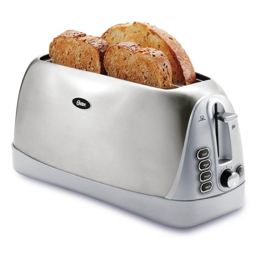 Oster Long Slot 4-Slice Toaster