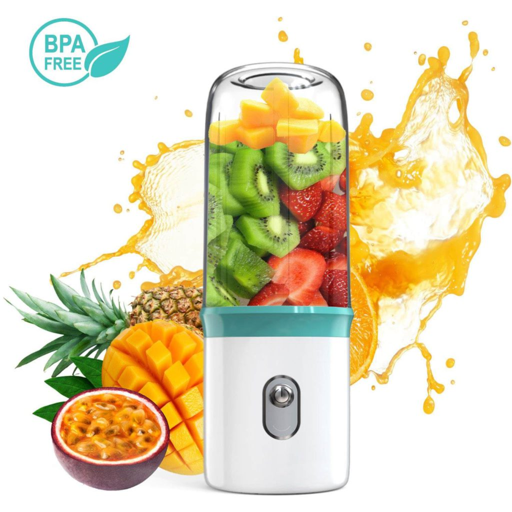 Portable Blender (Updated 2019 Version Hand Blender)