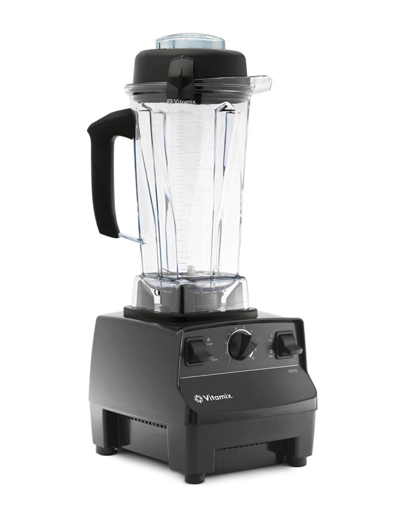 Vitamix 5200 Blender, Professional-Grade black
