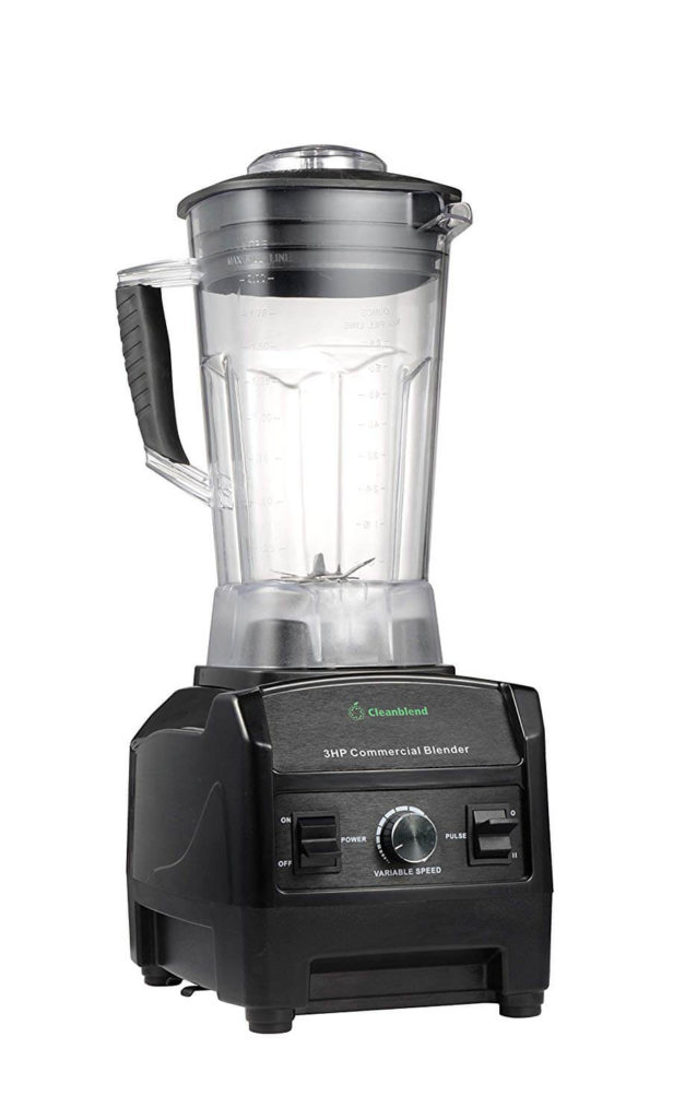 blender by cleanblend smootie blender