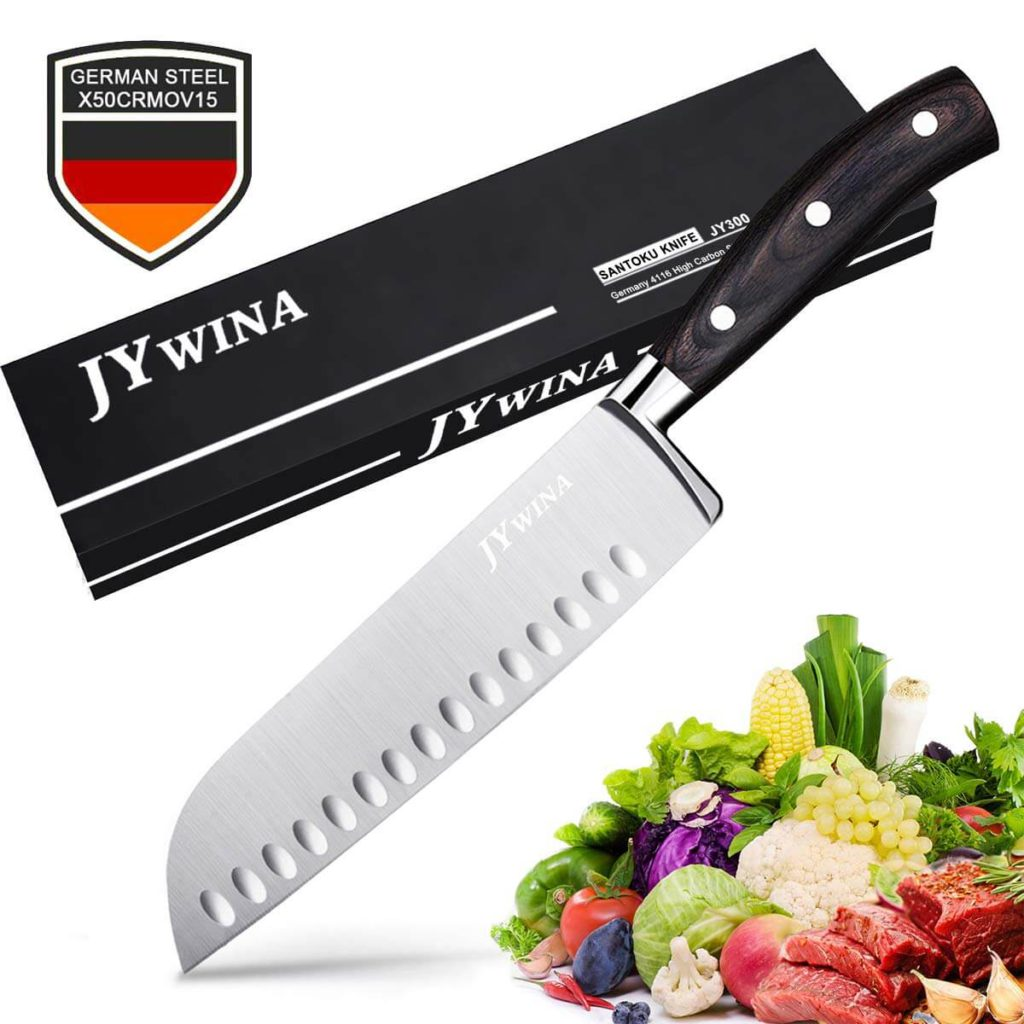 5 Best Santoku Knife Reviews Conclusive Shopping Guide For