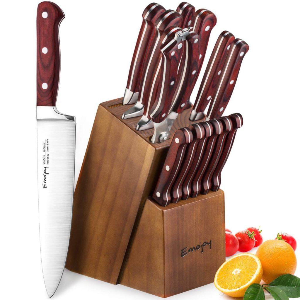 Emojoy Knife Set