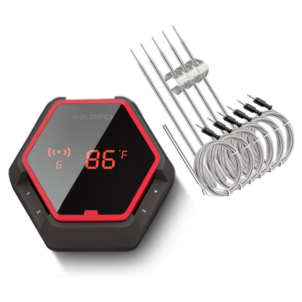 Inkbird Wireless Bluetooth BBQ Thermometer