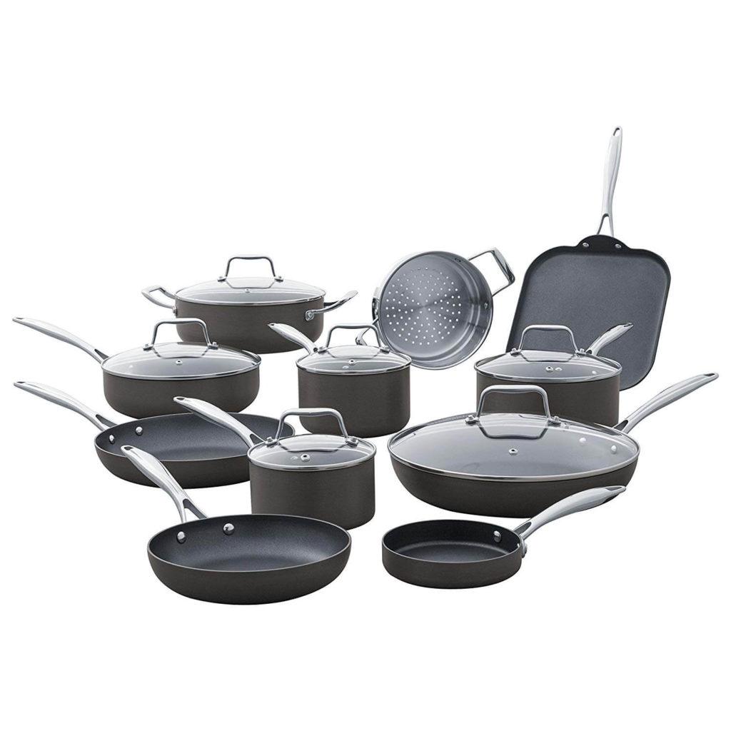 Stone & Beam Kitchen Cookware Set