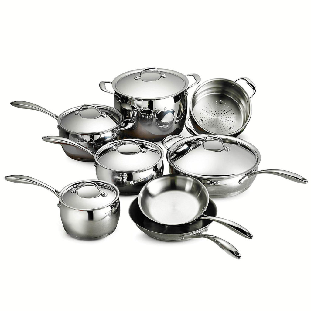Tramontina 80102 202DS Gourmet Domus Stainless Steel