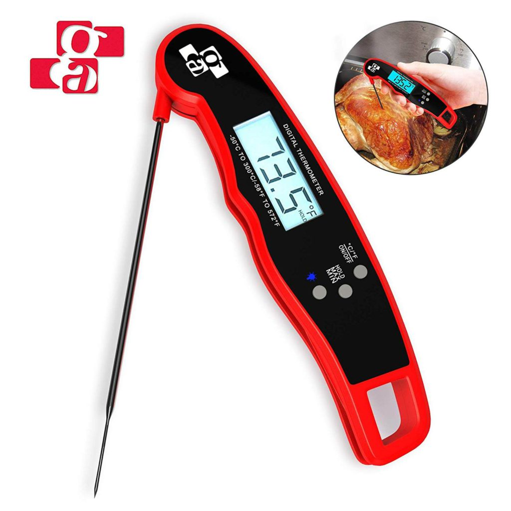 GA Digital Meat Thermometer