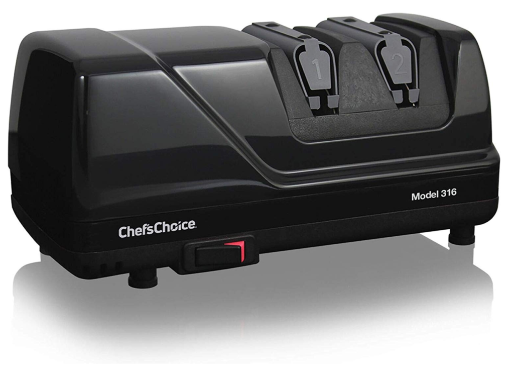 Chefs Choice 316 2 stage knife sharpener