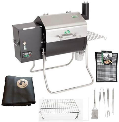Davy Crockett Pellet Grill Ultimate Griller Package Includes Cover
