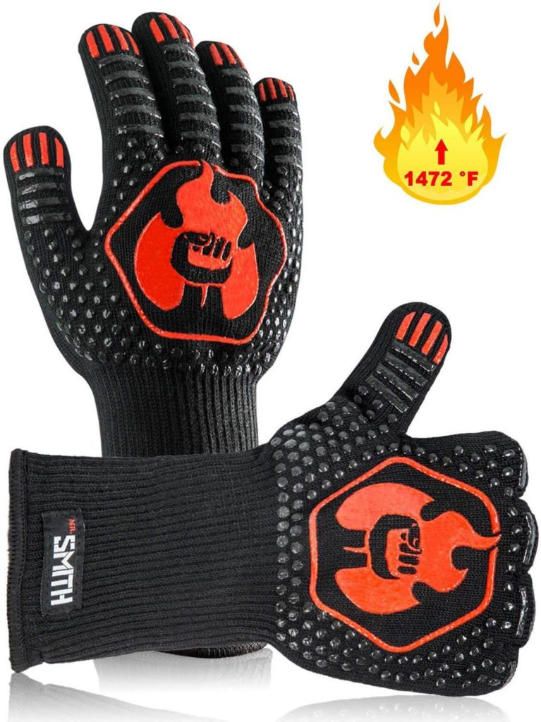 Mr Smith BBQ Grill Gloves