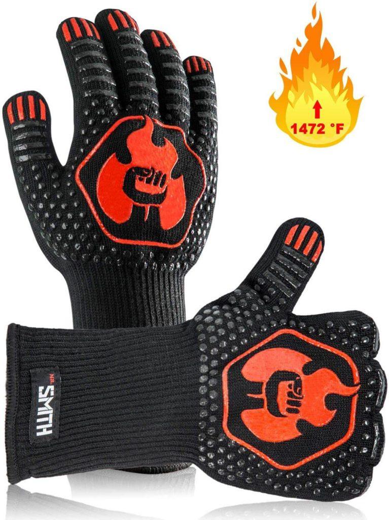 Mr Smith BBQ Grill Gloves