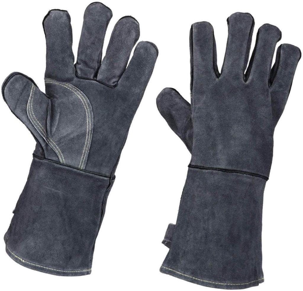 OZERO 932F Heat Resistant Forge Welding Gloves