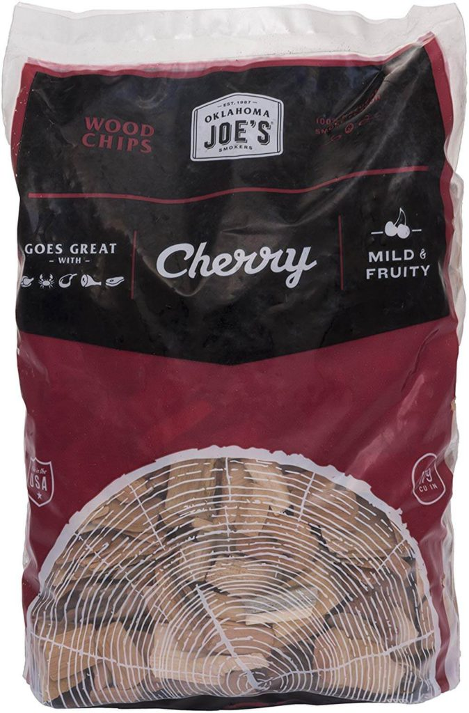 Oklahoma Joe Smoker Chips