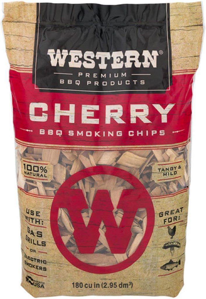 Western Premium Products Cherry BBQ Smoking Chips