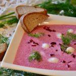vitamix beet soup