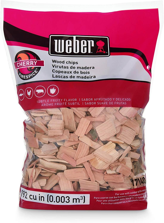 weber cubic wood chipa